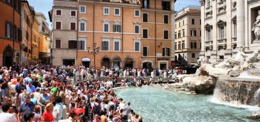 cómo se sale de Roma